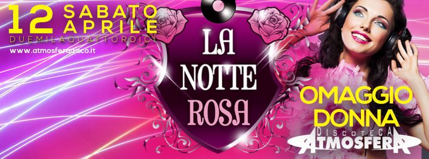 notte rosa aprile